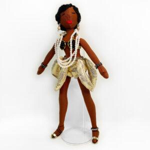 Bambole di pezza personalizzate Josephine Baquer
