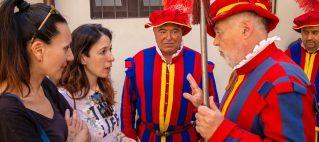 I costumi del calcio Storico Fiorentino 2019