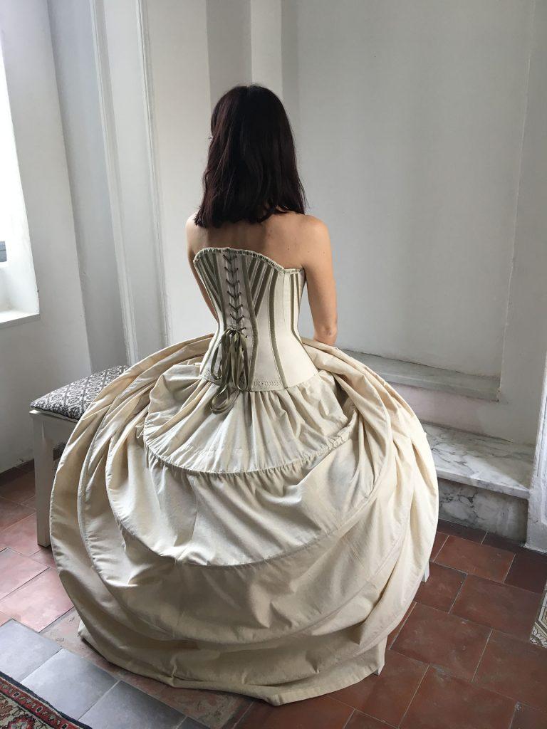 Abiti storici e costumi per lo spettacolo a Firenze