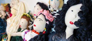 MadameDoll: bambole realizzate a mano in Italia