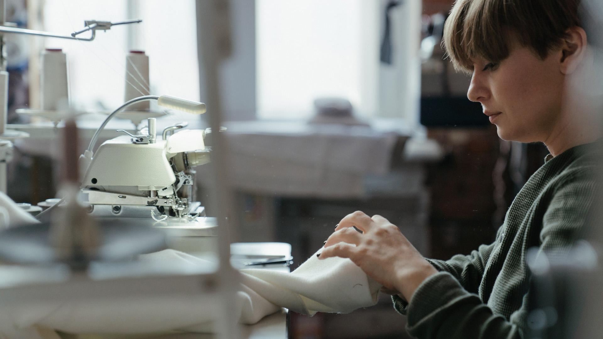 Cucire è terapeutico: un'attività che guarisce la mente